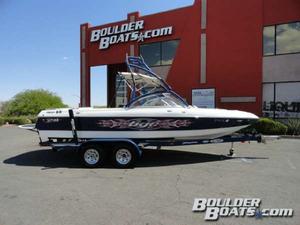 Used Tige 21i Ski and Wakeboard Boat For Sale