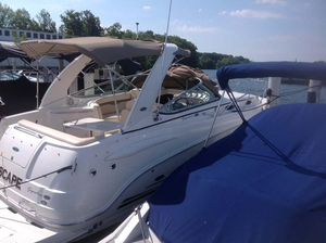 Used Chaparral 280 SIGNATURE Bowrider Boat For Sale