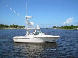 Used Carolina Classic 28 Express Sports Fishing Boat For Sale