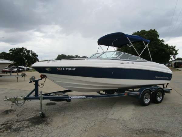 Used Chaparral SSi 210 Bow Rider Bowrider Boat For Sale