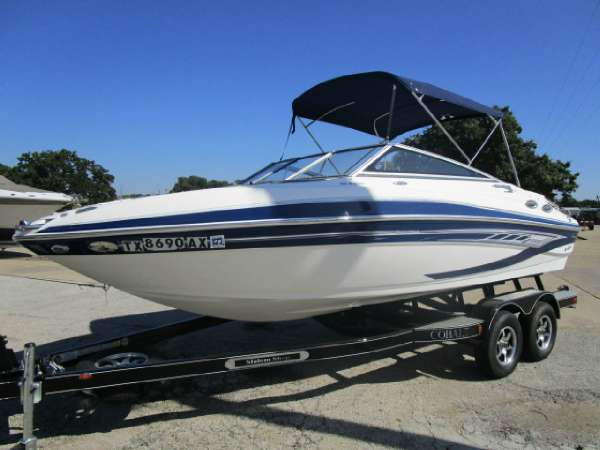 Used Glastron GLS 215 Bowrider Boat For Sale