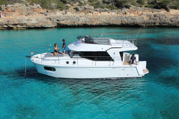 New Beneteau Swift Trawler 30 Trawler Boat For Sale