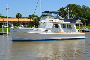 Used Grand Banks 46 Europa Trawler Boat For Sale