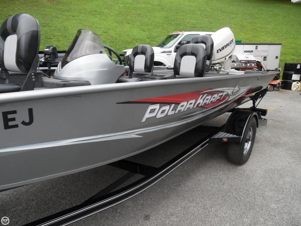2014 used polar kraft tx 175 ff aluminum fishing boat for for Stock fish for sale texas