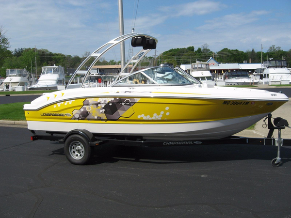 Used Chaparral 19 Sport H2O Bowrider Boat For Sale