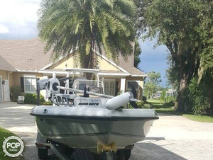 Used Action Craft 1890 Special Edition Flats Fishing Boat For Sale