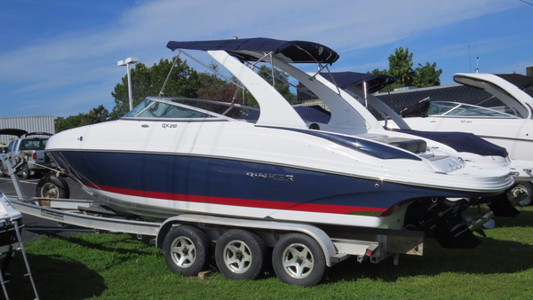 New Rinker QX26 Bowrider Boat For Sale