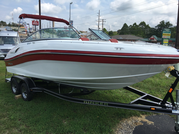 New Rinker QX 21 BR Bowrider Boat For Sale