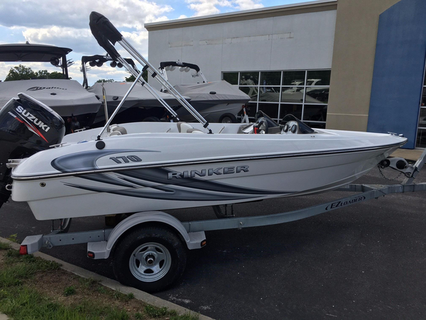 New Rinker Captiva 170 OB Bowrider Boat For Sale
