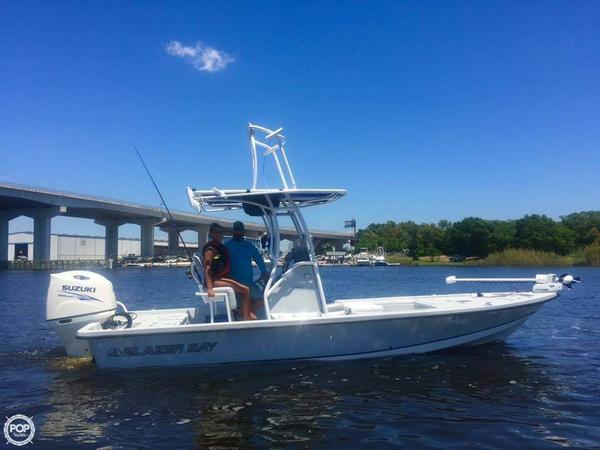 Used Blazer Bay 2200 Bay Boat For Sale