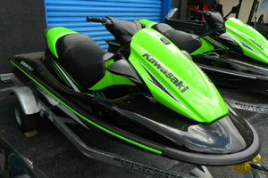 New Kawasaki Jet Ski STX-15F Personal Watercraft For Sale