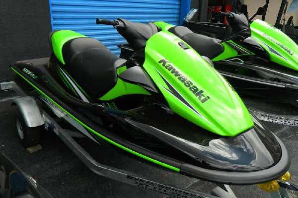 2016 new kawasaki jet ski stx 15f personal watercraft for for Kawasaki outboard boat motors