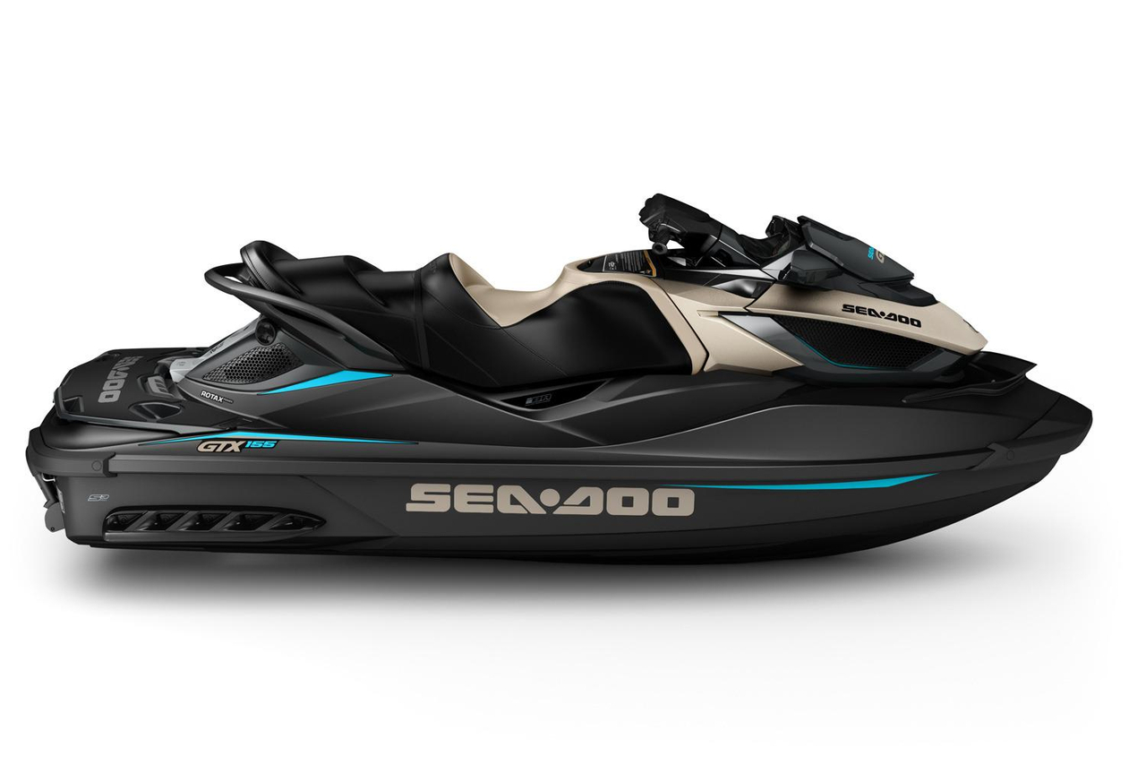 2016 new sea doo gtx s 155 personal watercraft for sale. Black Bedroom Furniture Sets. Home Design Ideas