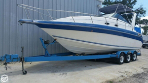 Used Sunbird Barletta 279 Express Cruiser Boat For Sale
