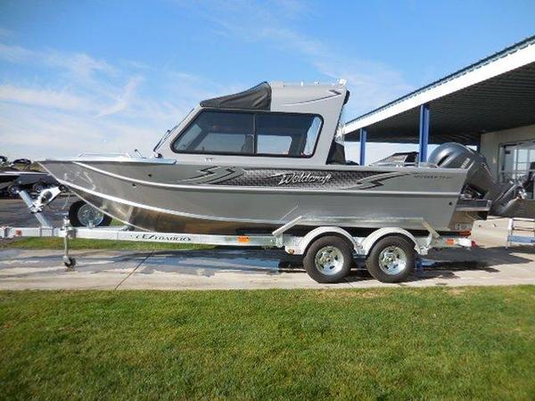New Weldcraft 201DV Maverick HT201DV Maverick HT Aluminum Fishing Boat For Sale