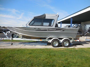 New Weldcraft 201DV Maverick HT Aluminum Fishing Boat For Sale