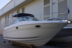 Used Sea Ray Amberjack Saltwater Fishing Boat For Sale