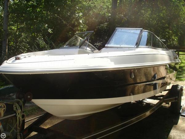 Used Monterey Edge 180E Bowrider Boat For Sale