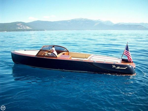 Used Classic Craft H-28 Express Cruiser Boat For Sale
