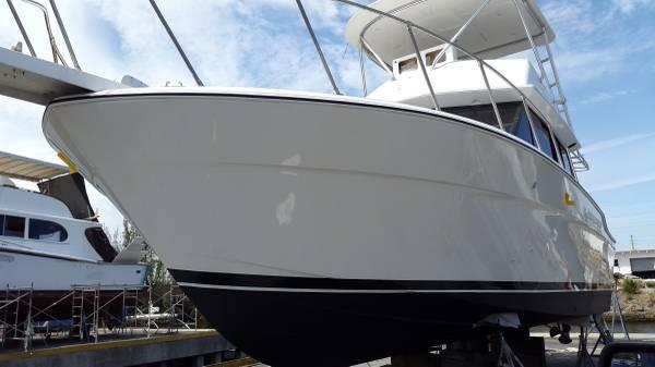 Used Sport Fisherman 34 Express Cruiser Boat For Sale