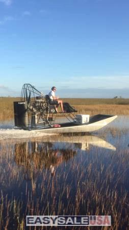 Used Al David Performance 13 Air Boat For Sale