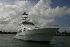 Used Ocean Tech Marine 65 Flybridge Boat For Sale