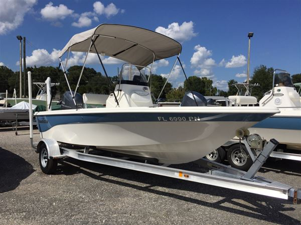 Used Nauticstar 1810 NauticBay Bay Boat For Sale