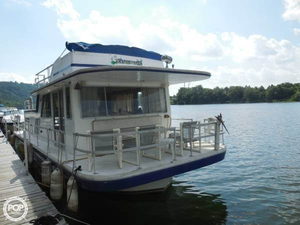 Used Gibson 44 House Boat For Sale