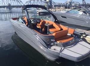 Used Cruisers Sport Series 298 Bowrider Sports Cruiser Boat For Sale