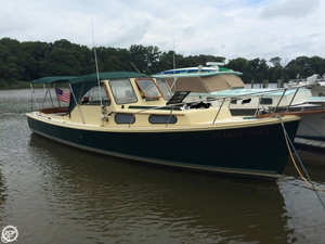 Used Webbers Cove Downeast 34 Downeast Fishing Boat For Sale