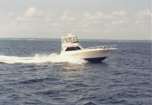 Used Viking Yachts 41 Convertible Fishing Boat For Sale