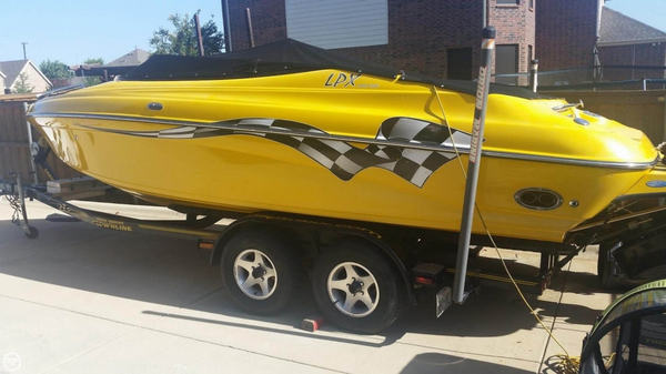 Used Crownline LPX 225 Bowrider Boat For Sale