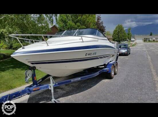 Used Glastron GT-209 Cruiser Boat For Sale