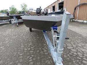 New Alweld 1644FV Mud Jon Boat For Sale
