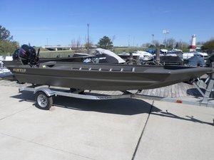 New Alweld 1648VV Jon Boat For Sale