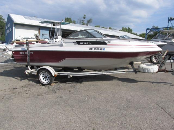 Used Sea Sprite SS 195 Cruiser Boat For Sale