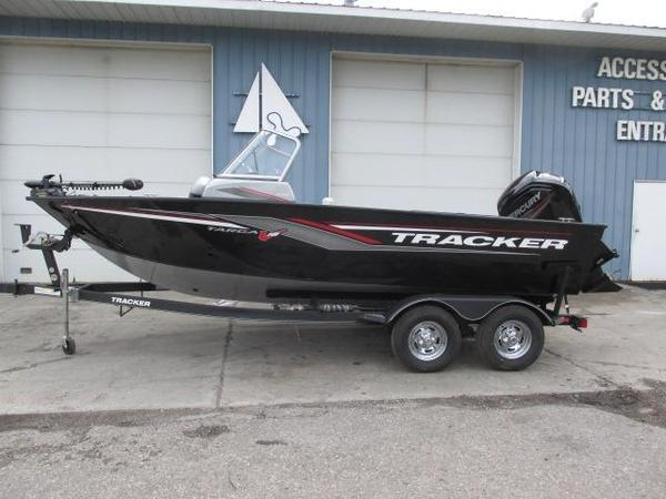 New Tracker Targa V-18 WT Aluminum Fishing Boat For Sale