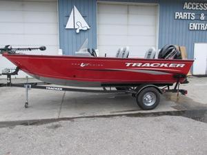 New Tracker Pro Guide V-16 SC Aluminum Fishing Boat For Sale