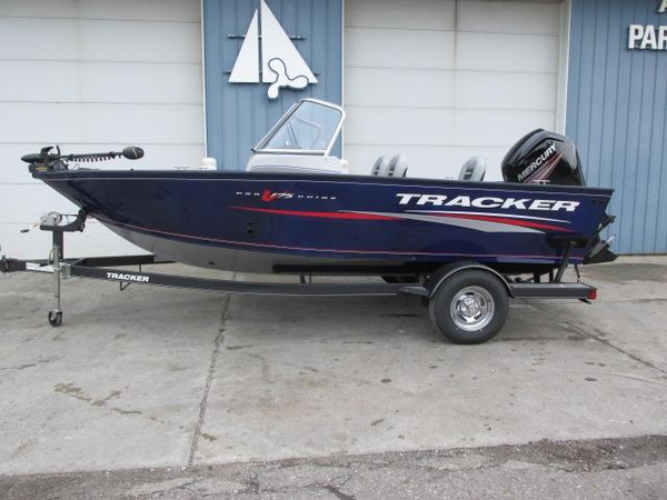 New Tracker Pro Guide V-175 WT Aluminum Fishing Boat For Sale