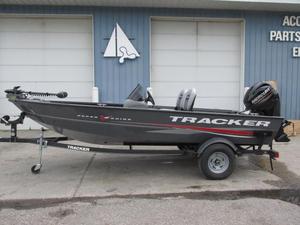 New Tracker Super Guide V-16 SC Aluminum Fishing Boat For Sale
