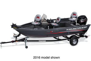 New Tracker Pro Guide V-16 SC Unspecified Boat For Sale