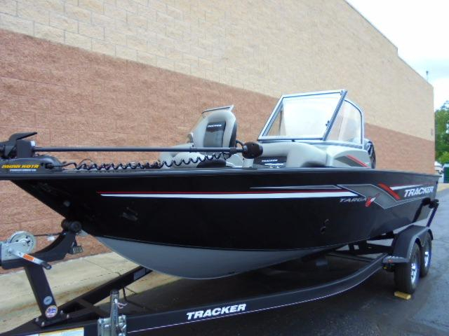 2017 new tracker targa v 18 wt aluminum fishing boat for for Used aluminum fishing boats for sale in michigan