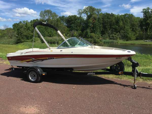 Used Sea Ray 176 SRX Bowrider Boat For Sale
