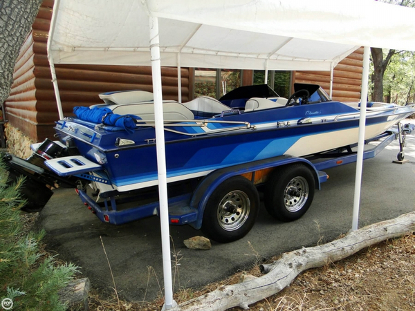 Used Eliminator Skier 20 High Performance Boat For Sale