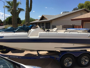Used Glastron DX 205 Deck Boat For Sale