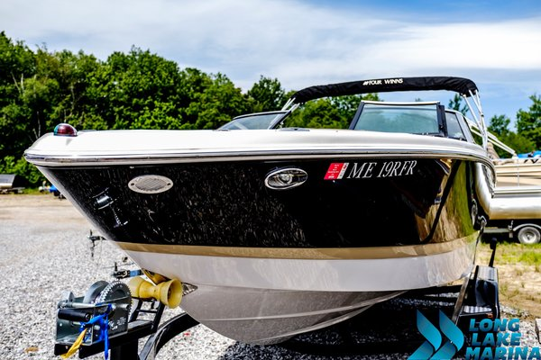 Used Four Winns H230 Bowrider Boat For Sale