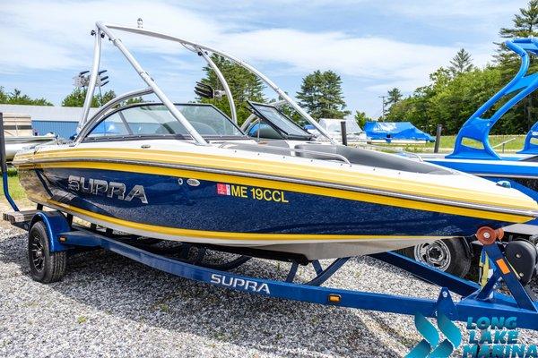 Used Supra Sunsport 20 V Other Boat For Sale