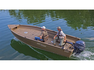 New G3 Boats Outfitter V177 T Freshwater Fishing Boat For Sale
