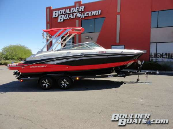 Used Monterey M3 Deck Boat For Sale
