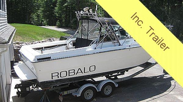 Used Robalo 2565 Cruiser Boat For Sale